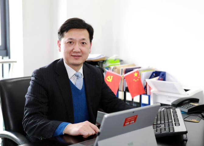 SDARI Vice-President Li Lu has been impressed with how CADMATIC diagrams drive 3D modelling.