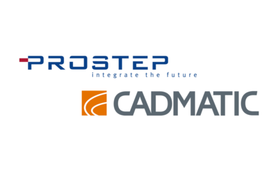 Prostep and CADMATIC Logos