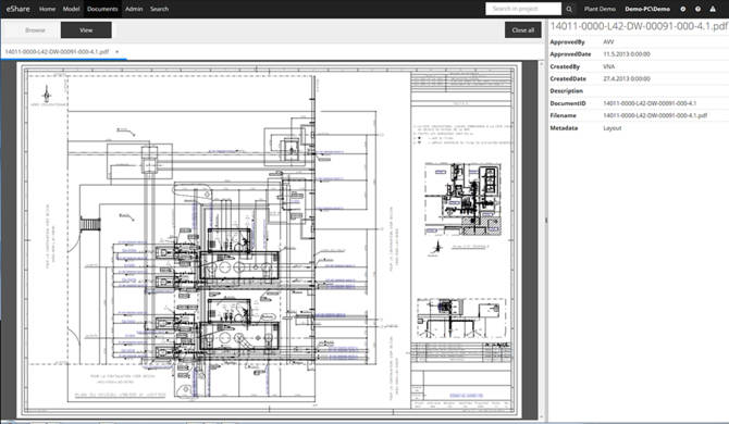 Check layout drawings to ensure impact of changes